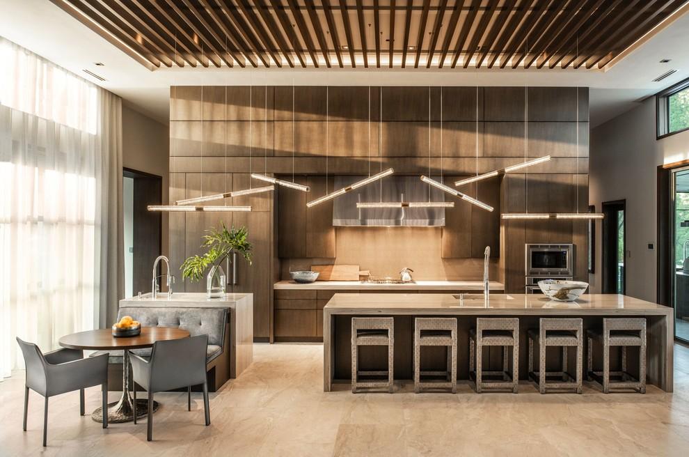 Ocala Horse Farm Contemporary Kitchen Orlando By Ansana