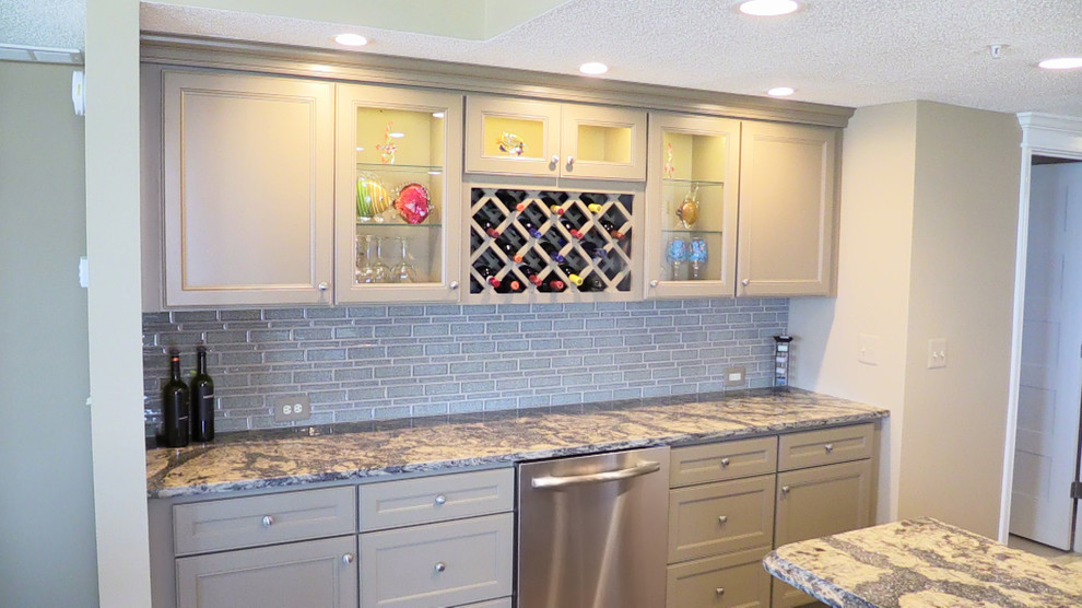 Ocean City Md Beach Condo Remodel Traditional Kitchen Baltimore By Cabinet Discounters Inc