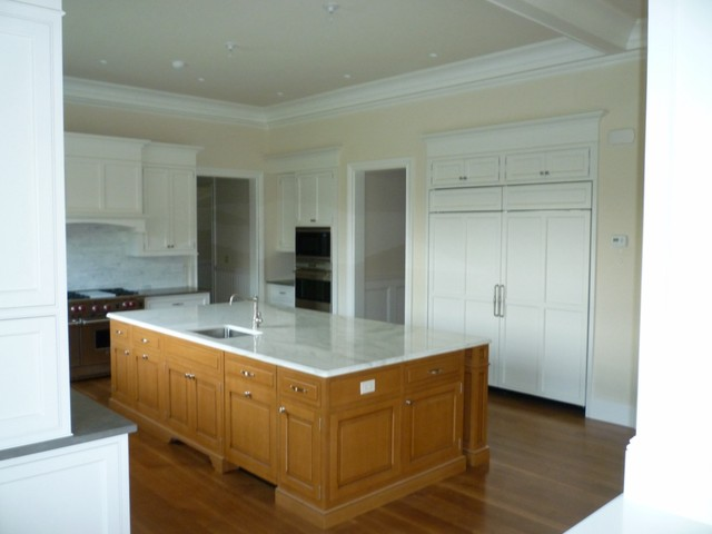 Ocean Drive West traditional-kitchen
