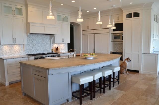 Ocean Front Cedar Shake Beach House Contemporary Kitchen Jacksonville By Mark Macco Architects Houzz