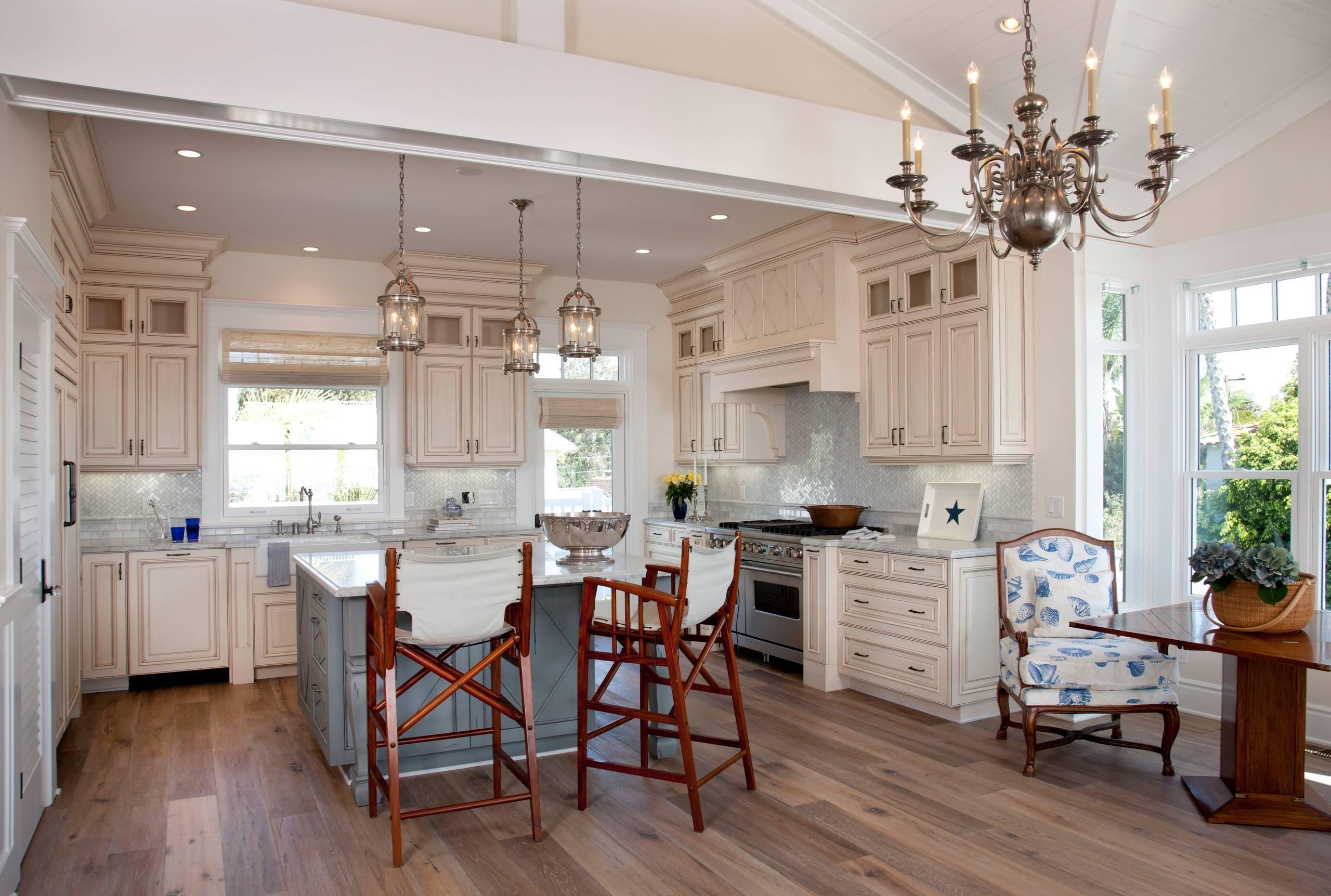 Ocean House kitchen