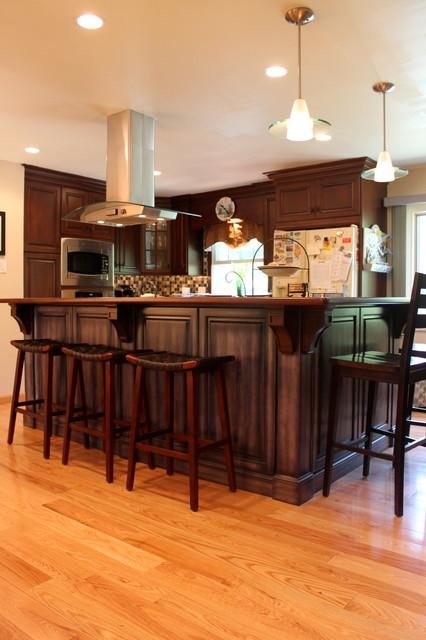 Ocean View Nj Traditional Kitchen Philadelphia By