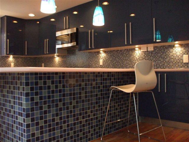 Oceanfront Kitchen contemporary-kitchen