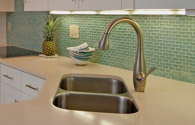 Oceanfront Kitchen Remodel Holmes Beach Traditional