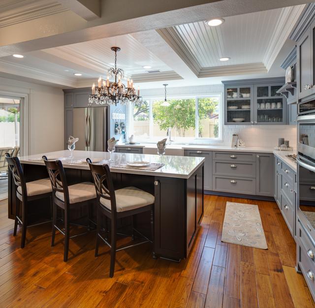 Oceanside kitchen transitional kitchen san diego for Kitchen design 90501