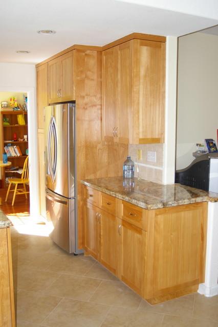 Oceanside Kitchen Remodel traditional-kitchen