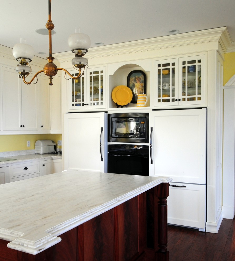 Oceanside - Traditional - Kitchen - Portland Maine - by ...
