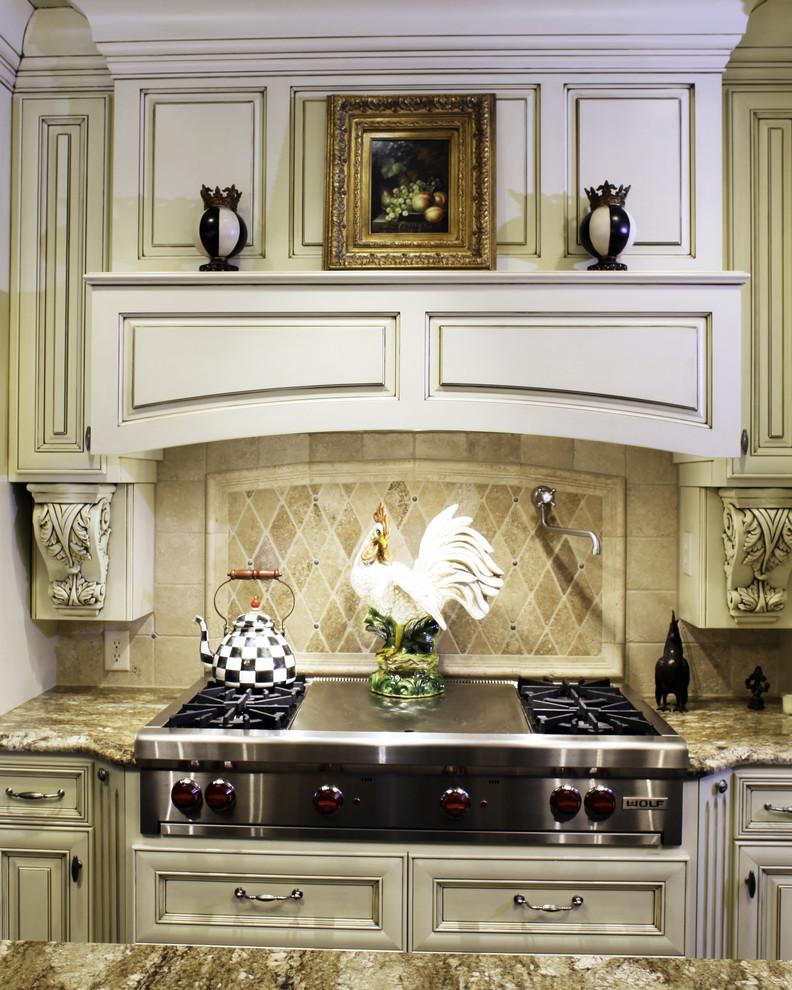 Oconomowoc Whole House Remodel - Traditional - Kitchen ...