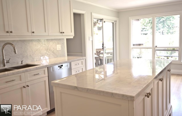 Tops traditional kitchen toronto by parada kitchens amp baths