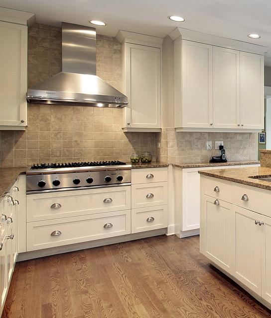Houzz Off White Kitchen Cabinets: Off White Kitchens