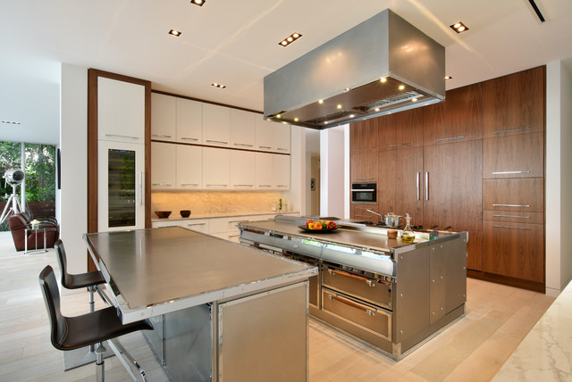 Exceptionnel Tropical Modern Masterpiece Kitchen Contemporary Kitchen