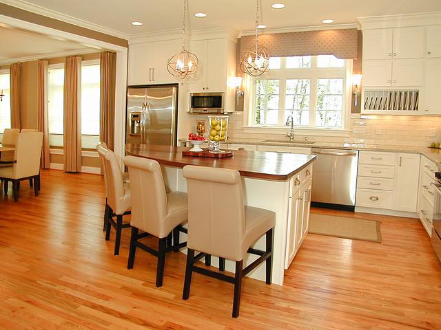 Ogden Brook Estates, Vernon CT traditional-kitchen