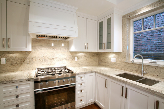 OH Custom Duplex traditional-kitchen