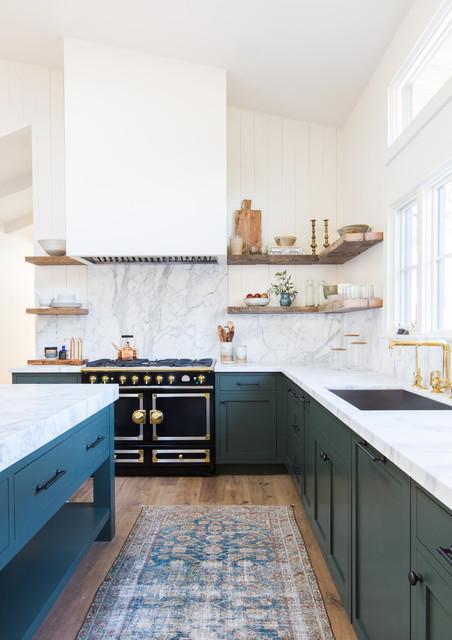Ojai Residence2 beach-style-kitchen