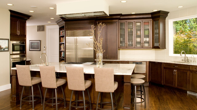 Olalla Project contemporary-kitchen