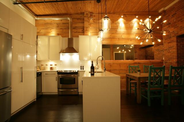 "Old ""Biscuiterie Viau"" industrial-kitchen"