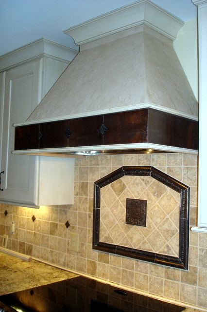Old Creedmoor Kitchen traditional-kitchen