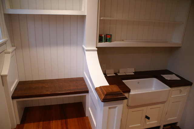 Old Greenwich Ct Traditional Kitchen New York By Elizabeth Forte Cabinetry Design
