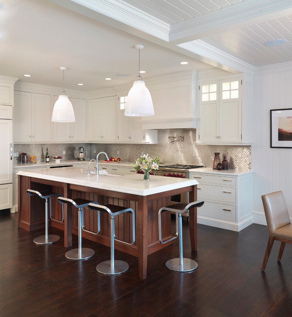 Old Hingham Hill Kitchen