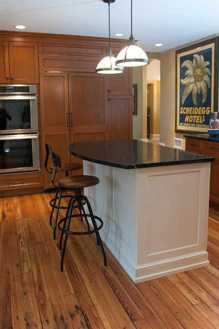 Old Home Made New In Media PA Traditional Kitchen Philadelphia By Pi