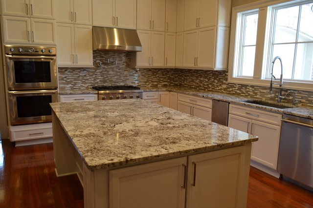 ... , Kitchen countertop - Kitchen - New Orleans - by North Lion Stone