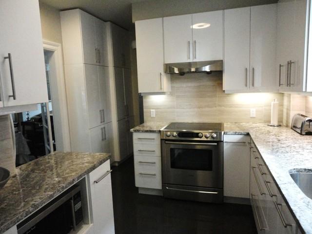 Old ottawa south modern kitchen ottawa by ivana for Kitchen designs ottawa