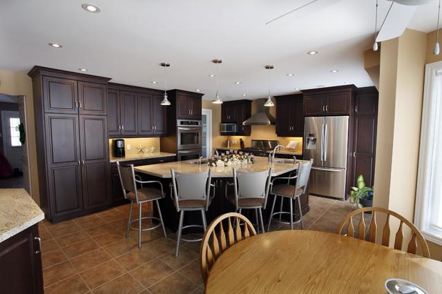 Old Park Lane Kitchen traditional-kitchen