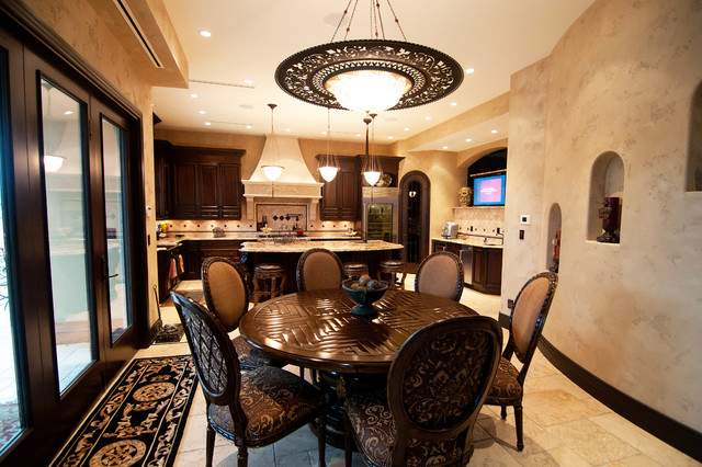 Hi Design Custom Cabinetry ~ Old world classic traditional kitchen other metro