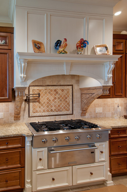 Old World European Traditional Kitchen Other By Rci Interior Design