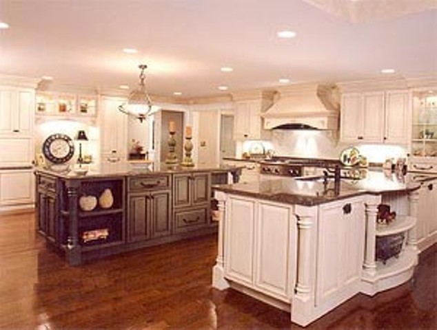 Old World Kitchen Remodel - Traditional - Kitchen - tampa - by All Wood Cabinets To Go
