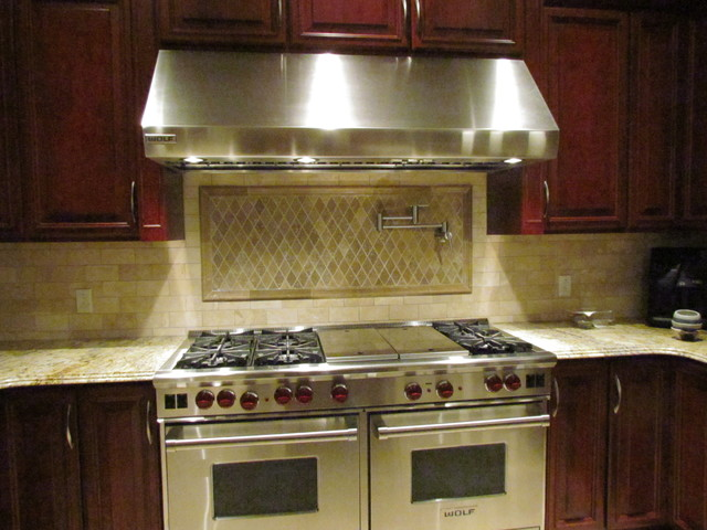 Granite Countertops Albany : ... Traditional - Kitchen - by Arley Wholesale - Albany Tile, Carpet & Rug