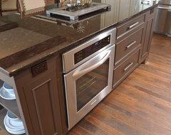 Olentangy Falls ~ Delaware, OH modern-kitchen