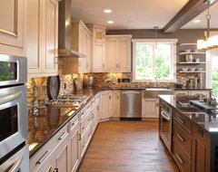 Olentangy Falls ~ Delaware, OH traditional-kitchen