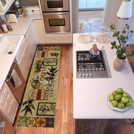Oliva Panels Kitchen Rug By Mohawk Home