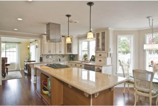 Olympia Remodel Traditional Kitchen Seattle By Parr Cabinet Design Center Tukwila