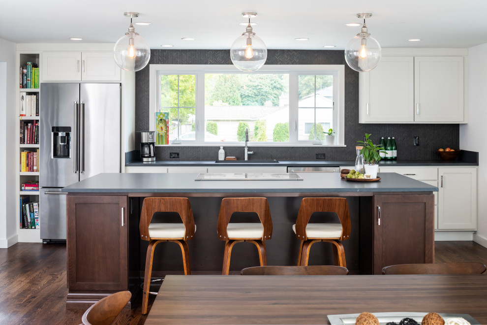 Olympic Hills Second Story Addition - Transitional ...