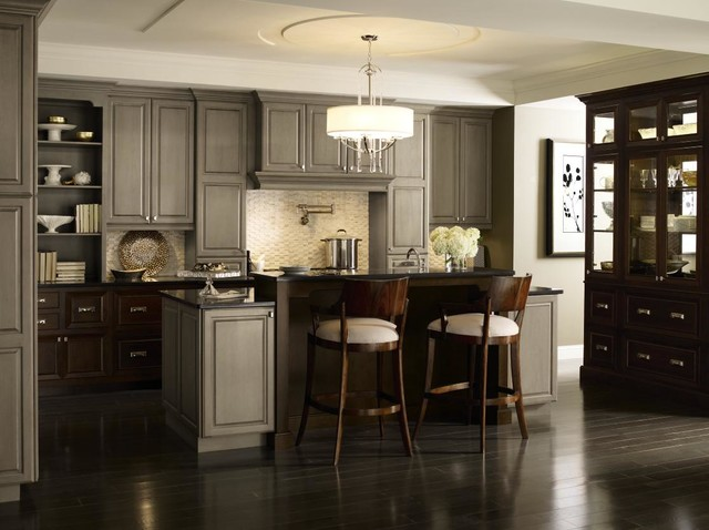 Great Omega Brookside Kitchen Traditional Kitchen