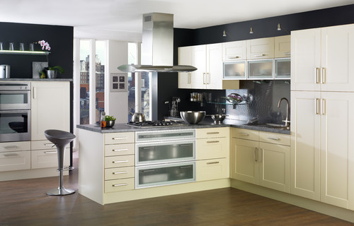 Omega Kitchens contemporary kitchen