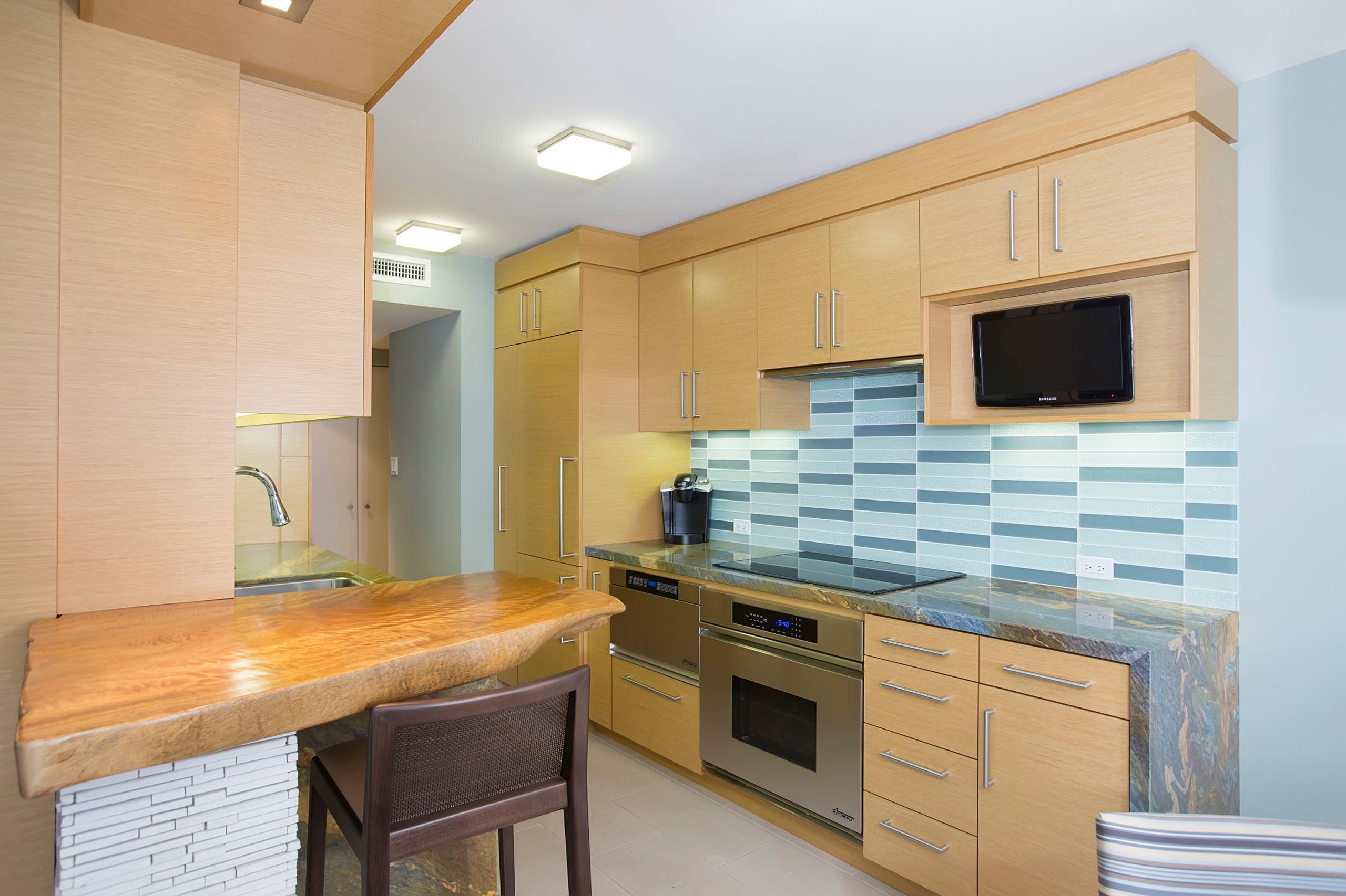 One bedroom Coronado High Rise Complete Remodel
