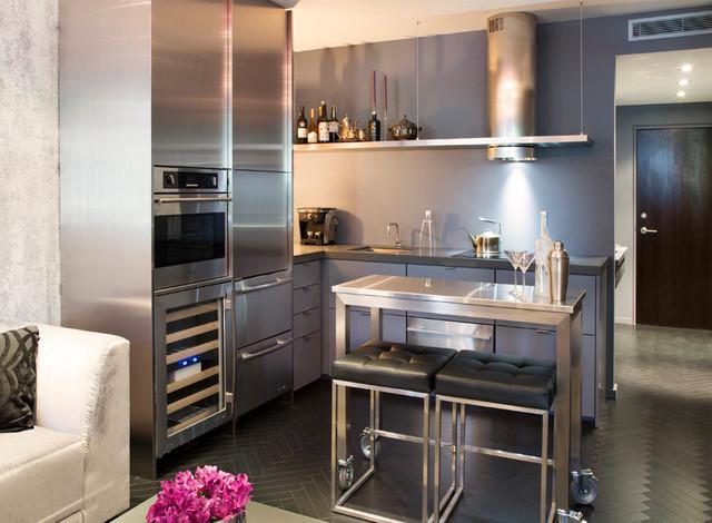 One benvenuto modern kitchen toronto by palmerston for Kitchen design consultants