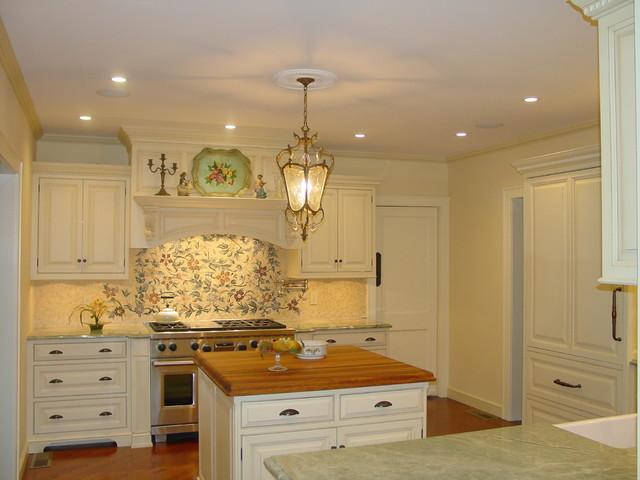 One Kitchen's Transformation traditional-kitchen