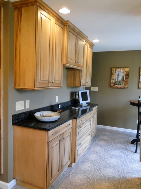 One-Of-A-Kind Kitchen rustic-kitchen