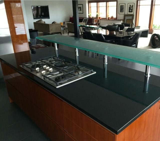 Open Concept Modern Kitchen New York By Dxl Construction Inc