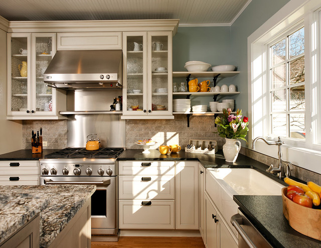 Eclectic Kitchens: Open Concept Entertainer's Kitchen