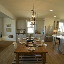 Open Farm House Kitchen