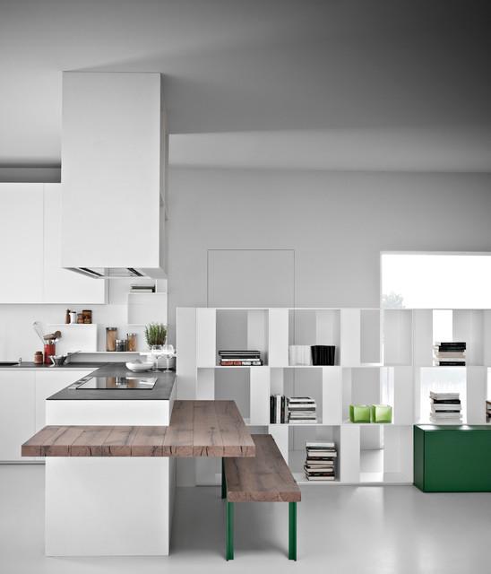 Open Kitchen Design contemporary-kitchen