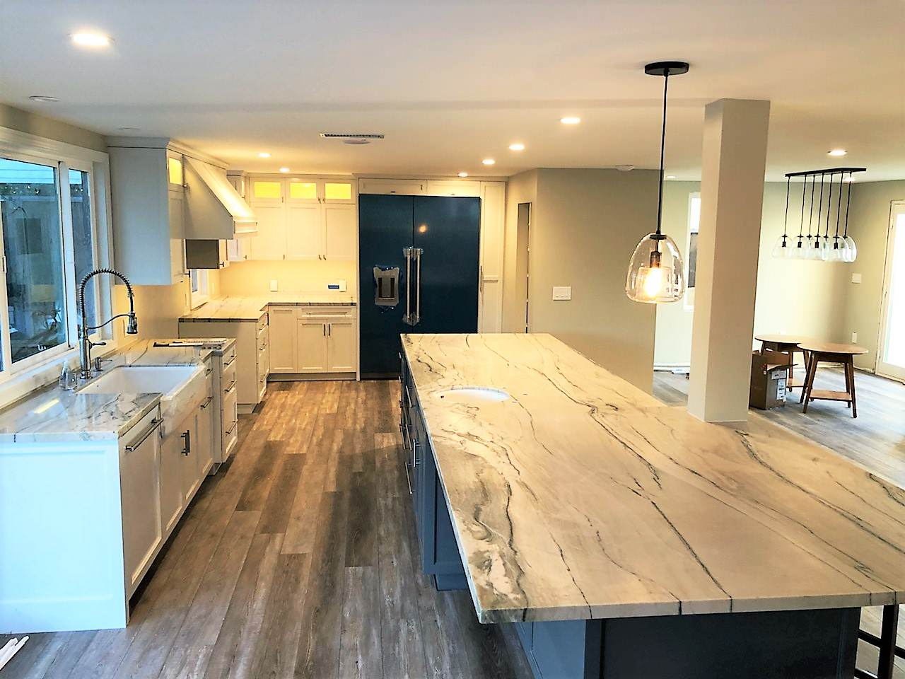 Open Plan for Growing Family