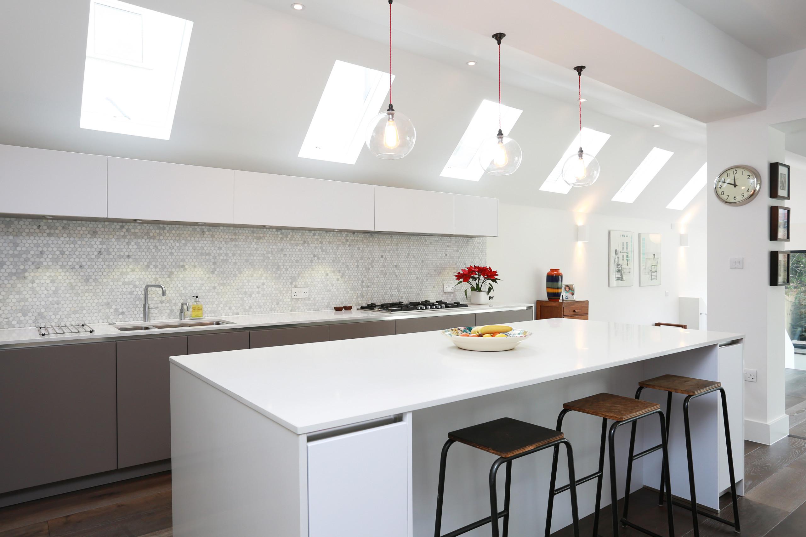 Open Plan Kitchen Extension Houzz
