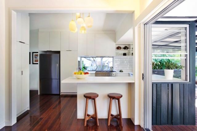 Open Plan Kitchen contemporary-kitchen