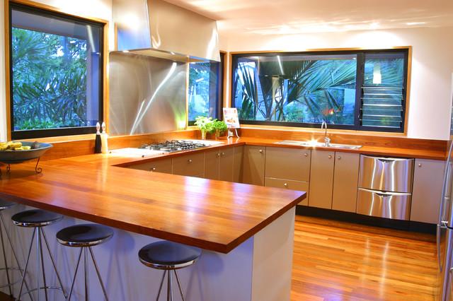Horseshoe 38 contemporary-kitchen